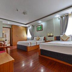 Seawave hotel 3* Номер Делюкс с разными типами кроватей