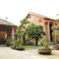 Отель The Grass Vy Homestay Хойан фото 4