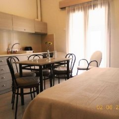 Отель Karali Studios в номере