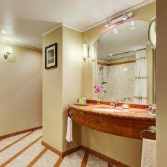 Гостиница Марриотт Москва Ройал Аврора 5* Улучшенный номер с разными типами кроватей фото 9