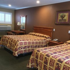 Отель Bevonshire Lodge Motel США, Лос-Анджелес - 1 отзыв об отеле, цены и фото номеров - забронировать отель Bevonshire Lodge Motel онлайн комната для гостей фото 5