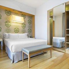 Отель NH Milano Touring 4* Стандартный номер разные типы кроватей фото 15