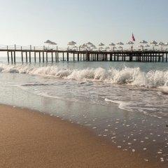 Zeynep Hotel пляж фото 2