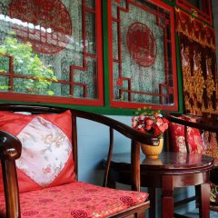 Beijing Double Happiness Hotel 3* Номер Делюкс с различными типами кроватей фото 16