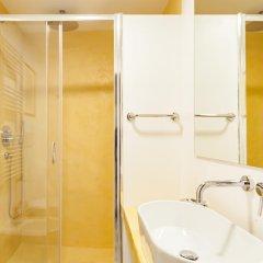 Отель Babuccio Art Suites Италия, Рим - отзывы, цены и фото номеров - забронировать отель Babuccio Art Suites онлайн ванная