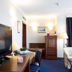 Бутик Отель Кристал Палас 4* Люкс с разными типами кроватей фото 3