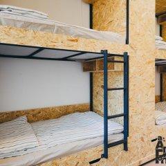 Гостиница SolHostel Кровать в общем номере с двухъярусной кроватью фото 11
