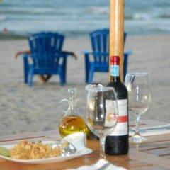 Hotel y Restaurante Cesar Mariscos питание фото 2