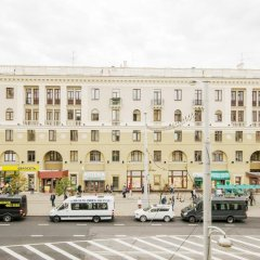 Гостиница Мольнар Апартмент Кирова 4 городской автобус