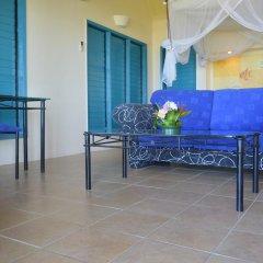 Отель Fiji Hideaway Resort and Spa 3* Бунгало с различными типами кроватей фото 2