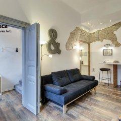 Апартаменты Little Americas Oktogon Apartments комната для гостей фото 4