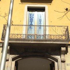 Отель Hostal Plaza Goya BCN Испания, Барселона - отзывы, цены и фото номеров - забронировать отель Hostal Plaza Goya BCN онлайн балкон