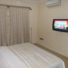 Conference Hotel & Suites Ijebu 4* Номер Делюкс с различными типами кроватей фото 6