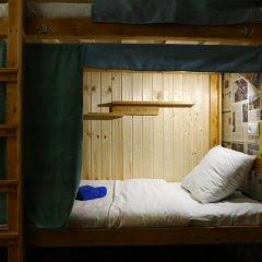 Хостел Хорошие новости Кровать в мужском общем номере с двухъярусной кроватью фото 10