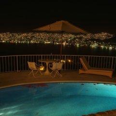 Отель Las Brisas Acapulco 4* Стандартный номер с разными типами кроватей фото 8