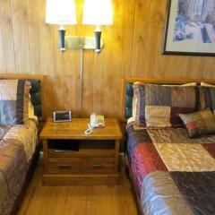 Отель Coast Inn and Spa Fort Bragg 2* Стандартный номер с 2 отдельными кроватями фото 2