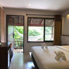 Отель Sarikantang Resort And Spa 3* Стандартный номер с различными типами кроватей фото 9