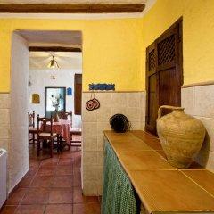 Отель La Gineta Алькаудете комната для гостей фото 4