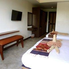 Отель Lanta For Rest Boutique 3* Номер Делюкс с различными типами кроватей фото 5