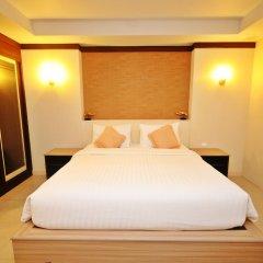 Отель Lanta Sand Resort & Spa 4* Номер Делюкс с различными типами кроватей фото 5
