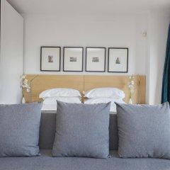 Апартаменты Apartments Lisboa - Parque das Nacoes комната для гостей