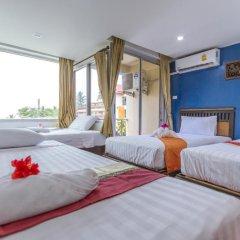 Отель Le Tong Beach 2* Стандартный семейный номер с двуспальной кроватью фото 3