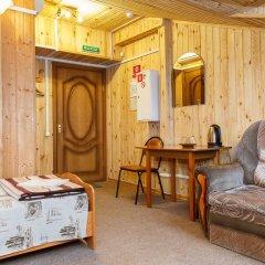 Гостиница Алмаз Стандартный семейный номер с двуспальной кроватью фото 2