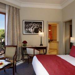 Отель Sofitel Roma (riapre a fine primavera rinnovato) 5* Номер категории Премиум с различными типами кроватей фото 12