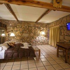 Отель Cabañas Y Suites Villa Bonita Вейнтисинко де Майо комната для гостей фото 3