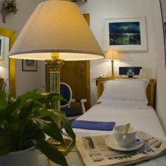 Hotel Cairoli 4* Стандартный номер с различными типами кроватей фото 2