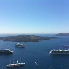 Отель Sofia Hotel Santorini Греция, Остров Санторини - отзывы, цены и фото номеров - забронировать отель Sofia Hotel Santorini онлайн пляж фото 2