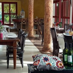 Апартаменты Accra Royal Castle Apartments & Suites Тема питание