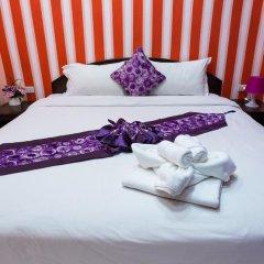 Отель The Grand Orchid Inn 2* Улучшенный номер разные типы кроватей фото 14