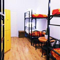 Budapest Budget Hostel Стандартный семейный номер фото 13