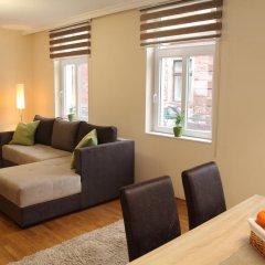 Отель Fortress Apartments Сербия, Нови Сад - отзывы, цены и фото номеров - забронировать отель Fortress Apartments онлайн комната для гостей фото 5