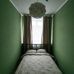 Brusnika Hostel Кровать в общем номере с двухъярусной кроватью