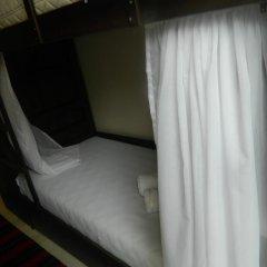 Authentic Belgrade Centre Hostel Стандартный номер с различными типами кроватей фото 4