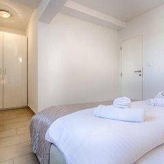 Отель Adriatic Queen Villa 4* Апартаменты с различными типами кроватей