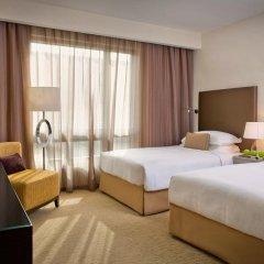 Отель Swissotel Living Al Ghurair Dubai Апартаменты с различными типами кроватей фото 7