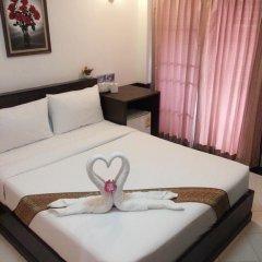 Отель Chaisiri Park View Стандартный номер с различными типами кроватей фото 5