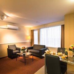 Отель Arass Business Flats 3* Люкс с различными типами кроватей фото 5