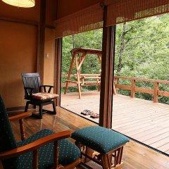 Отель Oyado Kafugetsu Минамиогуни балкон