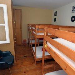 World Music Hostel Кровать в общем номере двухъярусные кровати