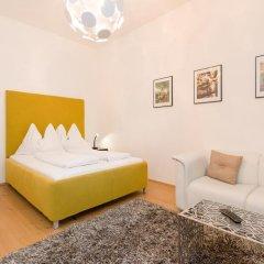 Апартаменты Sky Residence - Business Class Apartments City Centre Вена комната для гостей фото 4