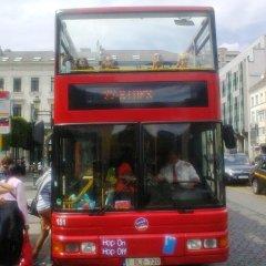 Отель Eurovillage Suites Brussels городской автобус