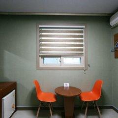 Отель Amiga Inn Seoul 2* Стандартный номер с различными типами кроватей фото 3