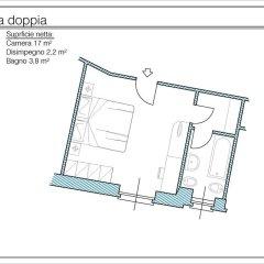 Отель Albergo Ristorante Carenno 2* Стандартный номер фото 5