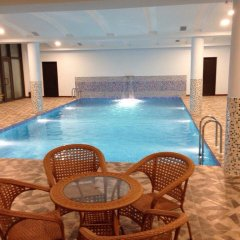 Отель Nairi Hotel Армения, Джермук - отзывы, цены и фото номеров - забронировать отель Nairi Hotel онлайн бассейн