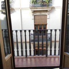 Отель Trinitarios Испания, Валенсия - отзывы, цены и фото номеров - забронировать отель Trinitarios онлайн балкон