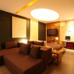 Tria Hotel 3* Номер Делюкс с различными типами кроватей фото 7